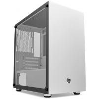 Gabinete Gamer Pichau Hx300 White Lateral Vidro, PG-Hx3-W01
