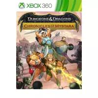 Jogo Dungeons & Dragons: Chronicles of Mystara - Xbox 360