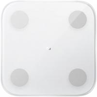 Balança Corporal Xiaomi Inteligente Mi Body XM379BRA Composition Scale 2, Bioimpedância, Bluetooth - Branco