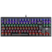 Teclado Gamer Mecânico T-Dagger Corvette LED Switch Blue
