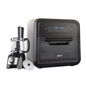Kit Fritadeira Super Fryer e Processador de Alimentos Compacto - Oster