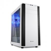 Gabinete ATX Sharkoon Som Virtual 7.1 Integrado USB 3.0 - M25-W