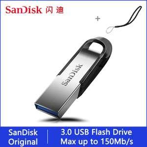 [NOVOS USUÁRIOS] Pendrive SanDisk 64GB 3.0