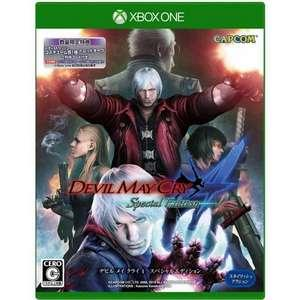 Devil May Cry 4 Special Edition (Xbox)