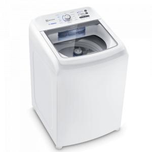 Máquina de Lavar 15kg Electrolux Essential Care com Cesto Inox Jet&Clean e Ultra Filter LED15