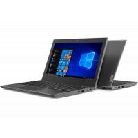 Notebook Lenovo 100e Celeron N4000 4GB 64GB eMMC Tela 11.6
