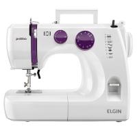 Máquina de Costura Elgin Eletrônica Prátika JX-2051 9 Pontos
