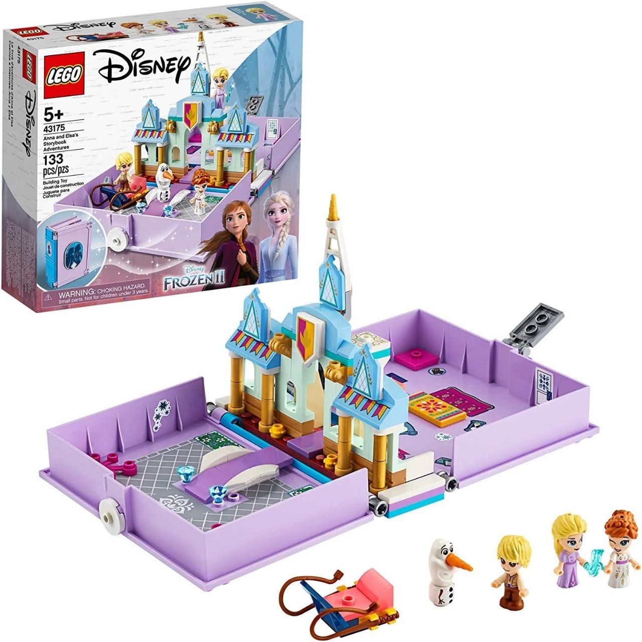 Lego DISNEY PRINCESS Aventuras do Livro de Contos da Anna