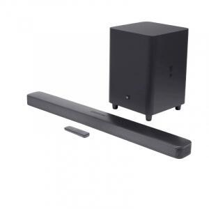 Home Soundbar Surround JBL Bar 5.1 325W Bluetooth Preto