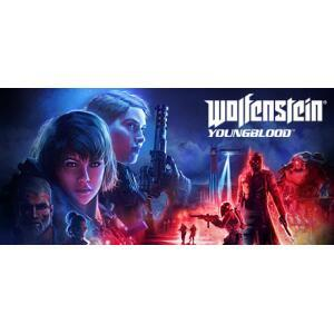 Jogo Wolfenstein: Youngblood Deluxe Edition - Pc Steam