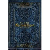 Livro Al Azif - O Necronomicon (Capa Dura) - H.p. Lovecraft & Abdul Alhazred