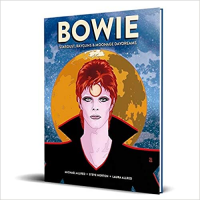 Livro David Bowie Stardust Rayguns Moonage Day Dreams (Capa Dura) - Steve Horton