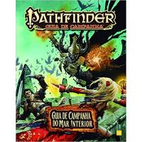 Livro Jogo Pathfinder: Guia de Campanha do mar Interior (Capa Dura) - James Jacobs