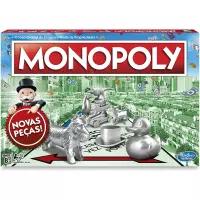 Jogo Hasbro Monopoly - C1009