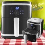 Fritadeira Air Fry Gourmet Black Plus Pfr16p Philco – 220V