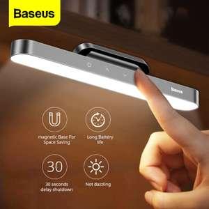 Luz noturna com base magnética recarregável Baseus