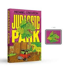 Livro - Jurassic Park