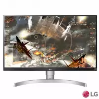 "Monitor 27"" LG LED IPS 4K - 27UL650-W.AWZ"