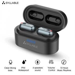 Fone de Ouvido Syllable S101 TWS QCC3020 Bluetooth 5.0