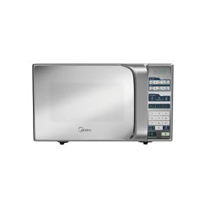 Micro-ondas Midea MTFS21 20 L Modo Eco Silver 110V