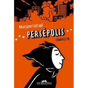 Livro Persépolis: Completo - Marjane Satrapi