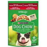 Nestlé Purina Dog Chow Ração Úmida Para Cães Adultos (6 Unidades)