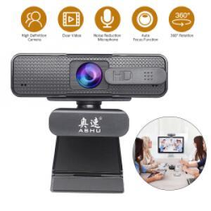 Webcam Ashu H701 de Alta Definição 1920x1080P