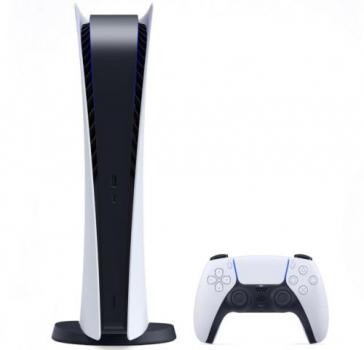 Console Playstation 5 825GB SSD + Controle Sem Fio DualSense – Branco