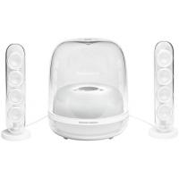 Caixa de Som Harman Kardon SoundSticks 4 Bluetooth HKSOUNDSTICK4WHTBR